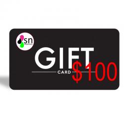 Tarjeta de Regalo Gift Card $100