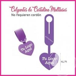 Display de Cartulina Pulseras 100 Pzas.